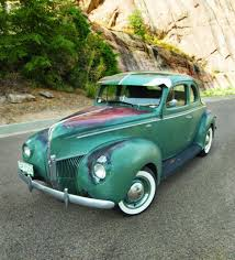 1940 ford v 8 business coupe