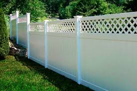 Vinyl Privacy Fence Panels Heavy Duty Vinyl Privacy Fencing Fast Ship