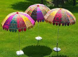 indian garden parasols home