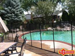 Pool Safety Fences And Enclosures Secure Your Pool Protect Kids