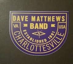 Entertainment Memorabilia Dave Matthews Band Sticker Fenway Park July 7 8 2006 Boston Red Sox Rare Dmb 4in Dave Matthews Band