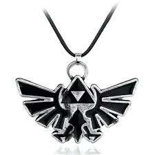 zelda pendant the legend of necklace