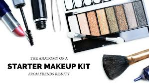 the anatomy of a starter makeup kit