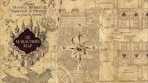 marauder s map harry potter wallpapers
