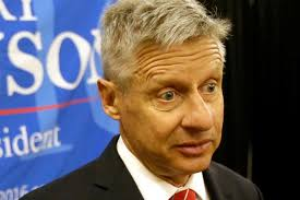 Gary Johnson is back, and he's never running for office again - The  Washington Post