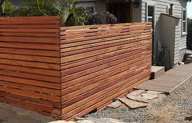 Best Wood For A Horizontal Fence Advantagelumber Blog