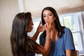 find your wedding makeup artist