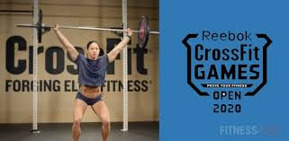 2020 crossfit open 20 1 official