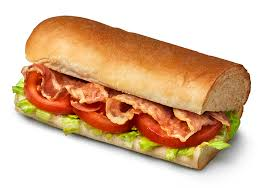 menu subway
