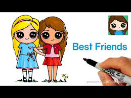 cute s easy best friends forever