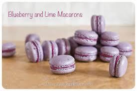 blueberry and lime macarons vagabond