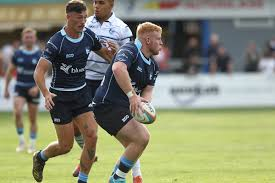 Robbie Smith : Bedford Blues RFC