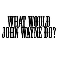 What Would Wayne Do Vinyl Sticker Car Decal