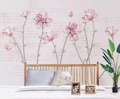 3d Pink Love 6 Ceiling Wallpaper Murals Wall Print Decal Deco Aj Wallpaper Au Home Garden Wallpaper Murals