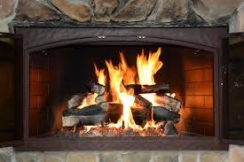 gas log fireplace installation service