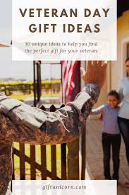 30 veteran day gift ideas to honor your