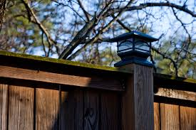 Solar Post Cap And Deck Railing Lights 2 Pack