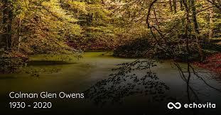 Colman Glen Owens Obituary (1930 - 2020) | Leesville, Louisiana