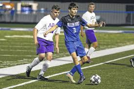 Boys soccer: Ada tops Allen East on late free kick - The Lima News