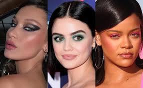most creative unique celebrity makeup