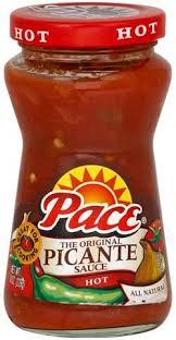 pace hot picante sauce 8 oz
