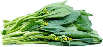 Yu Choy Information, Recipes and Facts