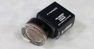 mac cosmetics pro longwear paint pot in