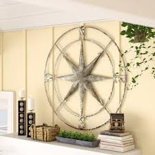 50 Compass Wall Decor You Ll Love In 2020 Visual Hunt