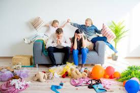 Resultado de imagen de niños en casa imágenes