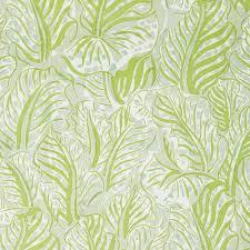 mille feuille wallpaper green
