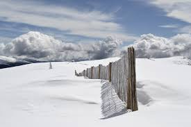Our Blog The Fence Post Snow Fence