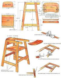 baby chairs diy baby furniture plans