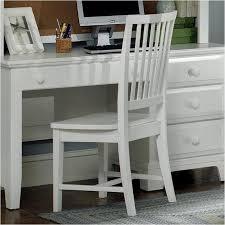 Bb6 007 Vaughan Bassett Furniture Wood Desk Chair Snow White