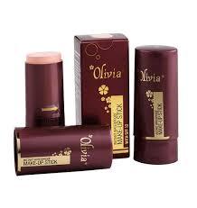 olivia waterproof make up pan stick