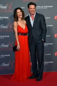 Abigail Spencer, Aden Young | Abigail spencer, Red dress, Couple outfits