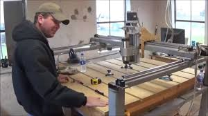 my diy cnc router build you