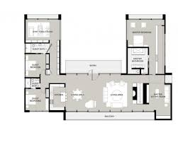 pool house plans u shaped house plans