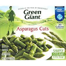 green giant steamers asparagus cut