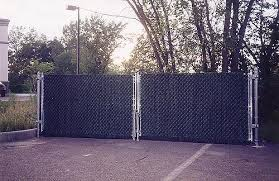 Commercial Residential Chain Link Fencing