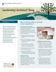 leadership architect suite lominger