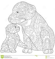 Drawing Image By Sherry Kay Dog Coloring Book Animal Coloring