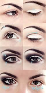 deep dark smokey eye makeup tutorial