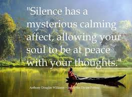 quotes about silence peace quotes