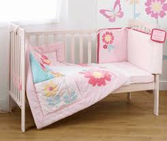 meadow 5 piece cot bedding set
