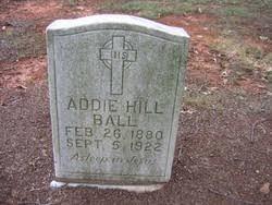 Addie Hill Flanagan Ball (1880-1922) - Find A Grave Memorial