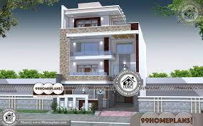 4 story apartment building plans 90
