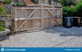 85 Wooden Driveway Gates Photos Free Royalty Free Stock Photos From Dreamstime