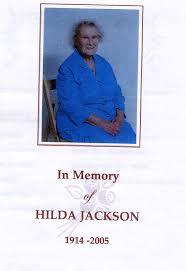 HILDA JACKSON