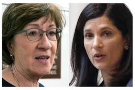 The general election in Maine has begun. What to watch as Susan Collins  fights for her political life - The Boston Globe