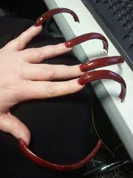 Sonya's Nails | Strong nails, Nails, Long nails